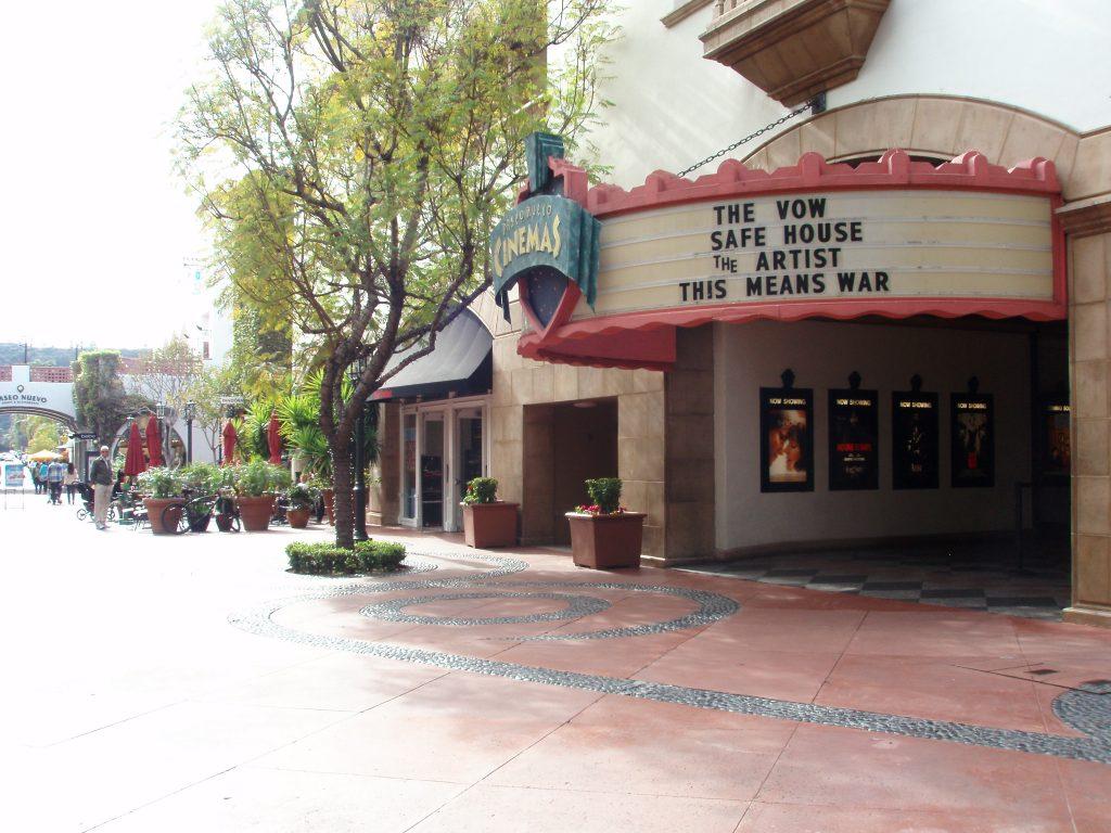映画館について